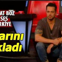 Murat Boz'un O Ses Türkiye'deki jüri üyeliği için kararını vermesi