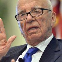 """Murdoch'tan """"Siyahi Başkan"""" açıklamasında geri adım"""