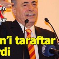 Mustafa Cengiz: Fatih Terim'i taraftar getirdi