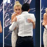 Mustafa Sandal'dan Burcu Esmersoy'u utandıran iltifat
