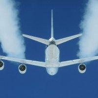NASA'dan uçakların emisyon değerlerini yüzde 70 düşüren proje