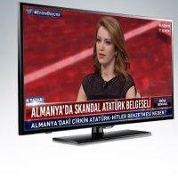 Nagehan Alçı yine Atatürk'e hakaret etti!