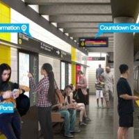 New York metrosunda teknolojik devrim