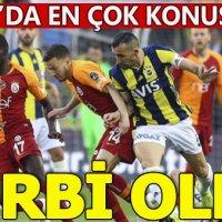 Nisan ayında en çok Fenerbahçe–Galatasaray derbisi konuşuldu