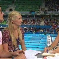 Olimpiyat yayınında görülmemiş taciz