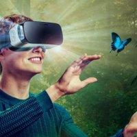 Otobüs yolculuğunda VR gözlüğü vermeye başladılar
