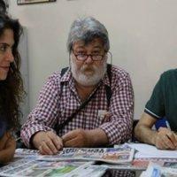 Özgür Gündem'in nöbetçi yayın yönetmeni Ahmet Nesin tahliye oldu