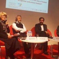PEN Başkanı: Avrupa Türk gazetecilere kucak açmalı!
