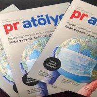 PR Atölye Dergisi Yayın Hayatına Başladı