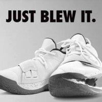Patlayan ayakkabı göndermesi