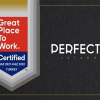 """Perfection İstanbul'a """"Great Place to Work Sertifikası"""""""
