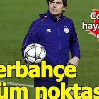 Phillip Cocu'nun dönüm noktası Fenerbahçe
