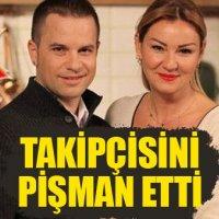 Pınar Altuğ'u çıldırtan mesaj!