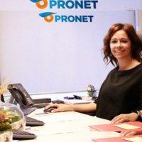 Pronet'te Yeni Genel Müdür Yardımcısı İpek Ötügen Dinçer