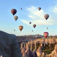 RTÜK'ten 25'inci yıla 'rüya gibi' balon turu!