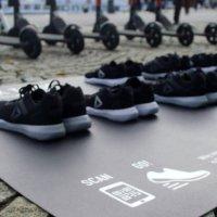 Reebok'tan ayakkabı paylaşımı hamlesi