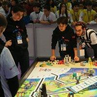 Robot tasarlayan çocuklar Şehri Şekillendiriyor!