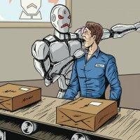 Robotlar iş gücünün yüzde 25'ini aldı!