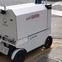 Robotlar yemek teslimatı işini devralmaya hazırlanıyor