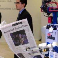 Robotlara elektronik insan kimliği geliyor