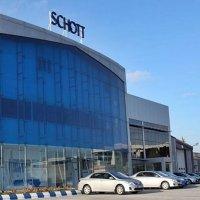 SCHOTT  Türkiye'de yeni yatırım için temel attı