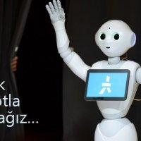 Şahitlik yapacak ilk robotla tanışacağız…