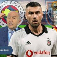 Kupayı Başakşehir aldı, en çok Fenerbahçe konuşuldu...