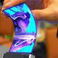Samsung'dan katlanabilir ekran için ilk adım