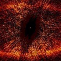 Sauron'un gözü gerçekmiş!