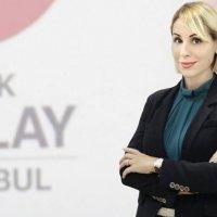 Selin Canik Meriç, Kızılay'da İletişim Sorumlusu oldu