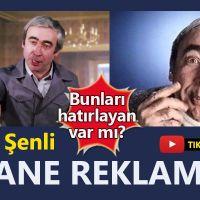 Şener Şen'in yer aldığı efsane reklamlar!
