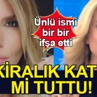 Seren Serengil'in Gülben Ergen'in kiralık katil tuttuğu hakkındaki iddiası