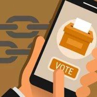 Siyasi seçimde blockchain kullanılacak