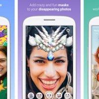 Snapchat taklidi yeni uygulama