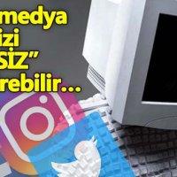 Sosyal medya kendinizi değersiz hissettirebilir…