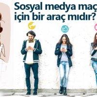Sosyal medya maço kültürü için bir araç mıdır?