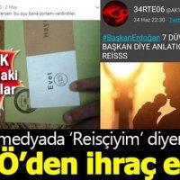 Sosyal medyada 'Reisçiyim' diyenler FETÖ'den ihraç edildi