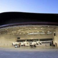 Spaceport America'da hayat başlıyor