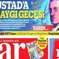 Star Gazetesi'nde Necip Fazıl skandalı!
