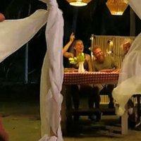 Survivor'da Sabriye'den dans şov