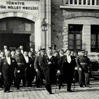 TBMM'nin 100. yıl dönümü etkinlikleri iptal edildi !