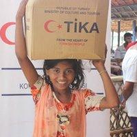 TİKA'dan Tayland'a gıda desteği...
