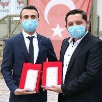 TSY basın yarışmasından, DHA Muhabirlerine ödül