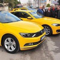 Taksi taşımacılığını tamamlamış araçların rengi değişecek