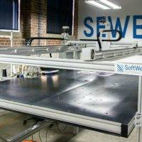 Tekstil robotu Sewbot