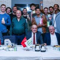 Teksüt'ten sponsor ve takımdan başarı buluşması