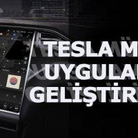 Tesla, müşterilerine özel müzik uygulaması geliştiriyor