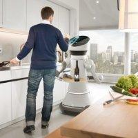Tokyo robot çalışanlara hazırlanıyor