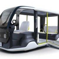 Toyota Olimpiyatlar için elektrikli otobüsler hazırlıyor