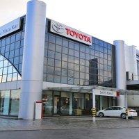 Toyota Plaza Kar, ödüle layık görüldü!
